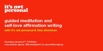 guided meditation workshop