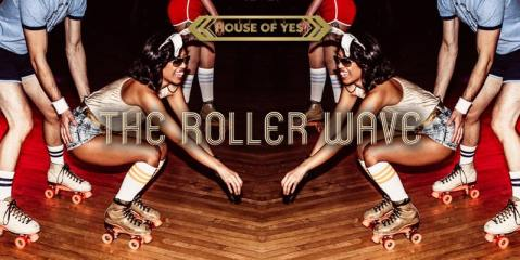 roller disco at house of yes
