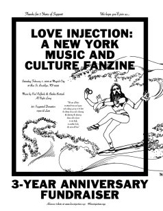 love injection anniverary at magick city