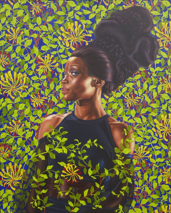 Kehinde Wiley Napoleon Leading Army