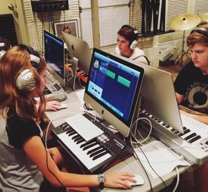 Audio production Camp Brooklyn Music Factory Summer Camp