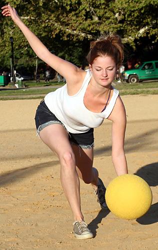 kickball gal