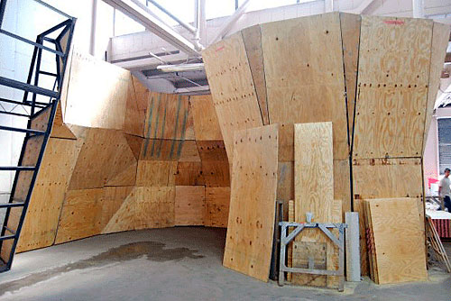 Daily News Garage To Become Rock Climbing Gym The