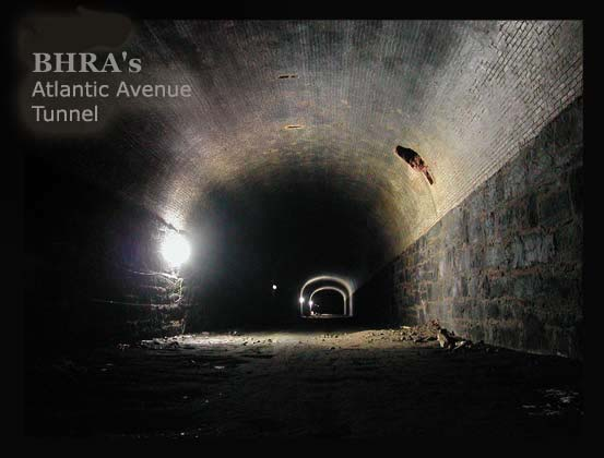 Worlds oldest subway tunnel