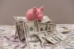 Home sales profits