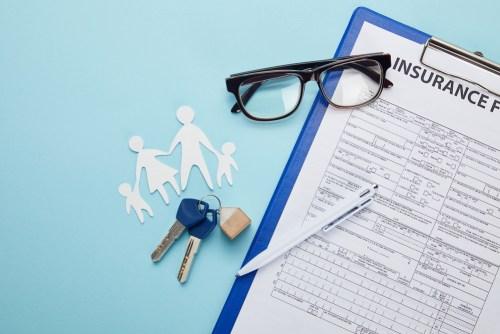 Insurance form for Brooklyn homebuyer.