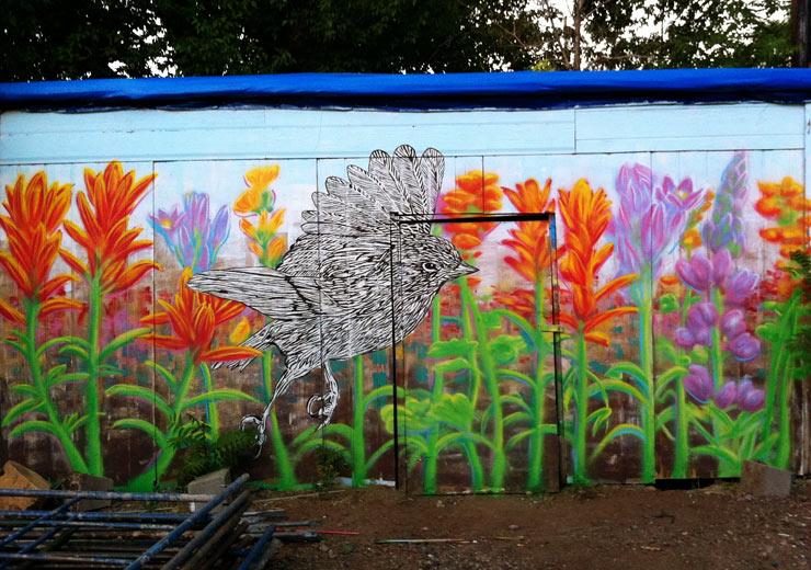 """Résultat de recherche d'images pour """"street-art flower"""""""