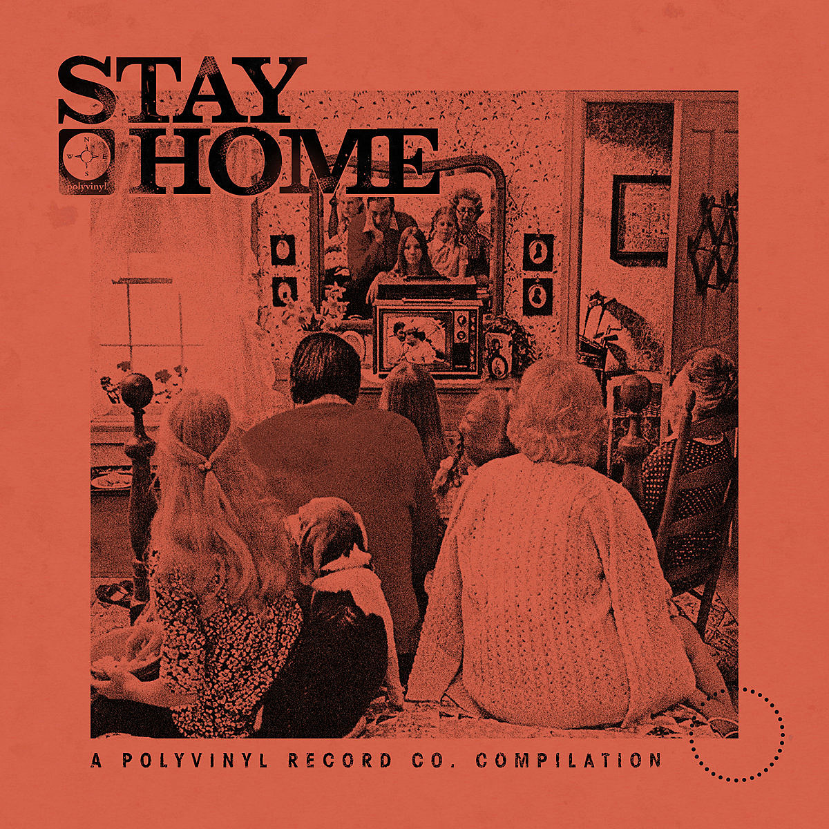 Stay Home Polyvinyl