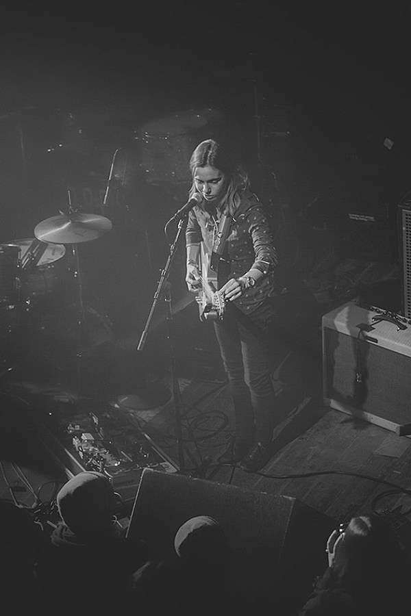 Julien Baker reviewed the new Daughter LP played Chicago