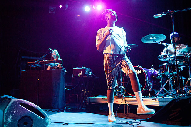 Shamir Celebrated His Debut LP Covered Joyce Manor At