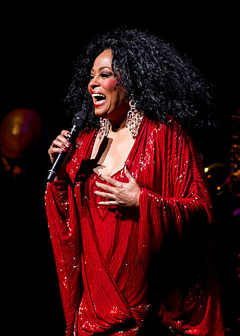 Diana Ross Reigned Supreme At ACL Live Pics