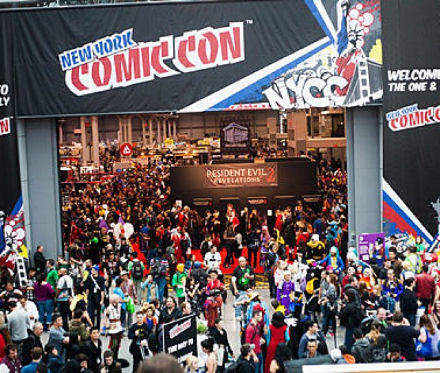 2014 New York Comic Con