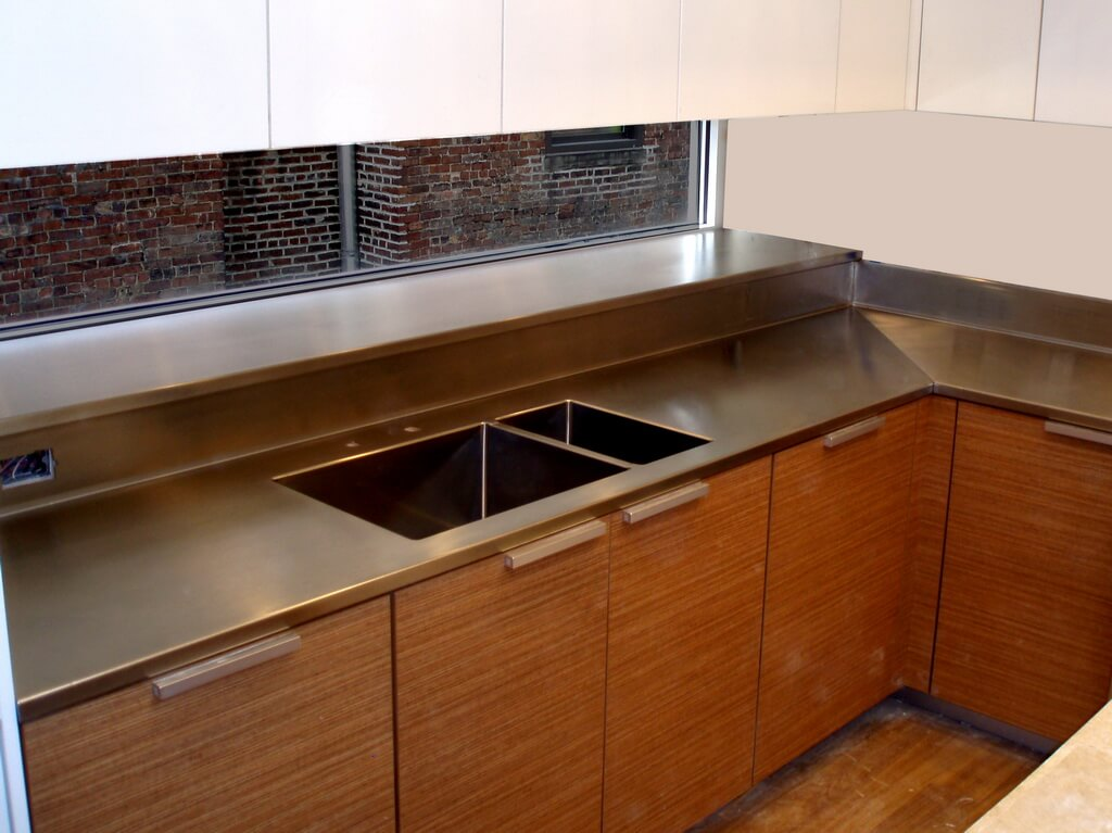 Stain Steel Counter Top