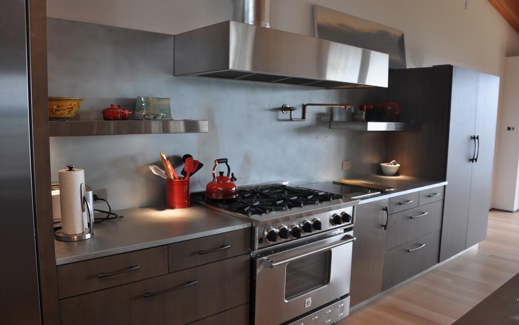 1000 images about zinc countertops on pinterest on kitchen zinc id=25068