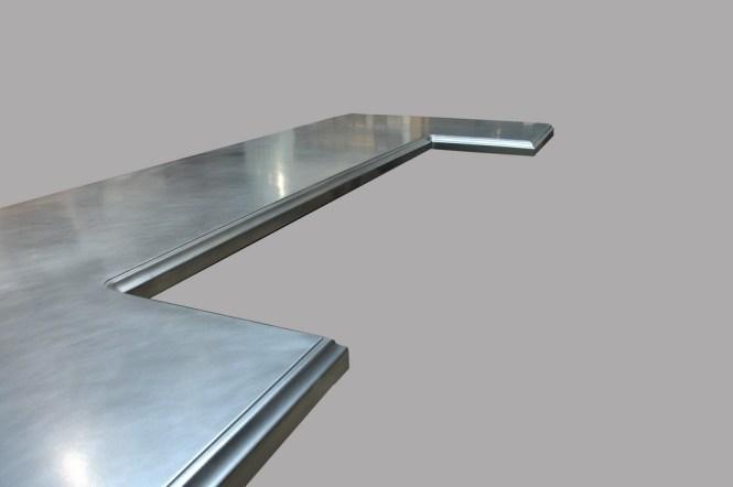 Cast Aluminum Countertops And