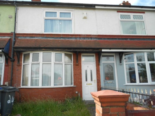 Severn Road, BLACKPOOL, FY4 1EE