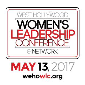 The 11th Annual West Hollywood Women's Leadership Conference will be held in West Hollywood, CA on May 13, 2017.