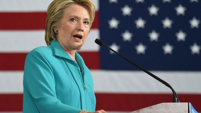 WWHCD: What Would Hillary Clinton Do?