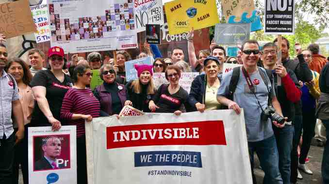 Indivisible March