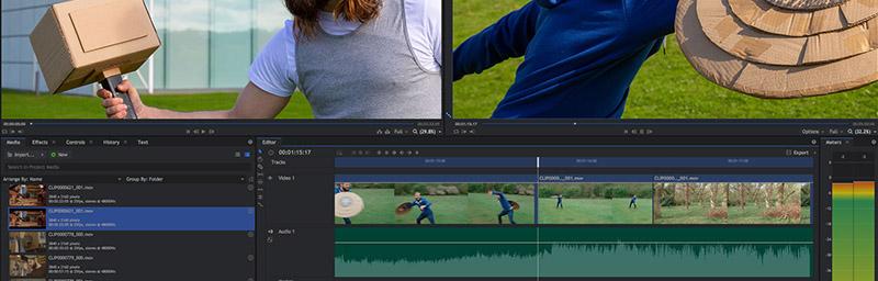 HitFilm Video editing, VFX