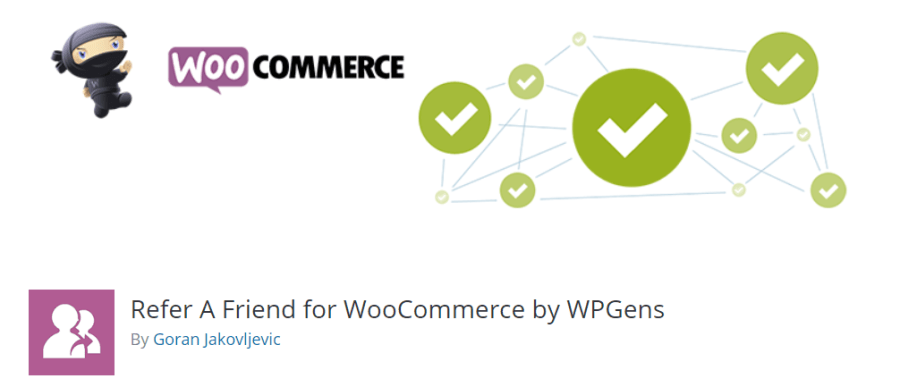 Refer-A-Friend for WooCommerce by WPGens