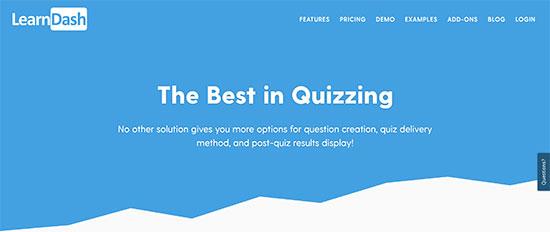 Best Quiz Plugins wordpress