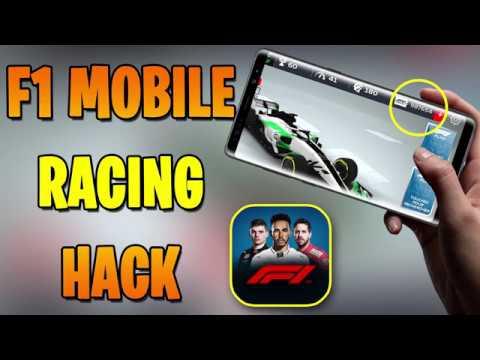 f1 mobile racing hack tool