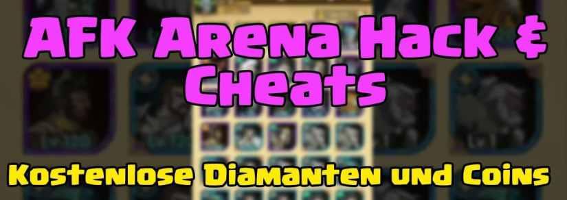afk arena diamanten hack