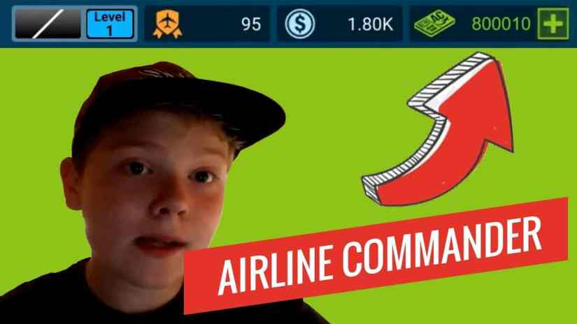 airline commander cheats