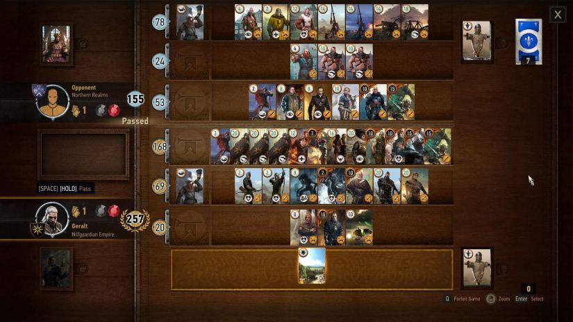 gwent the witcher hack apk