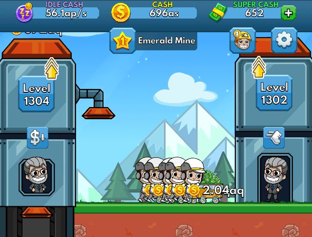 idle miner tycoon hack