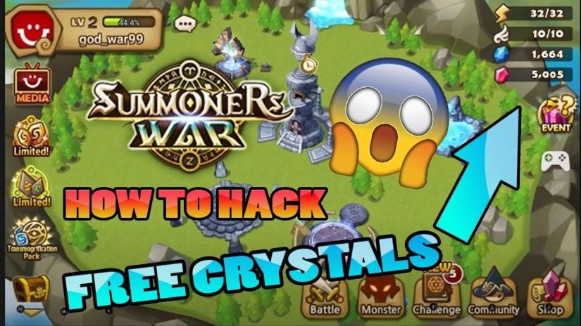summoners war hack apk