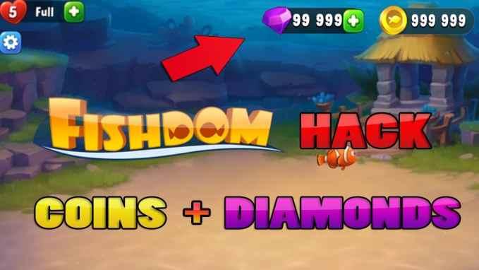 fishdom hack