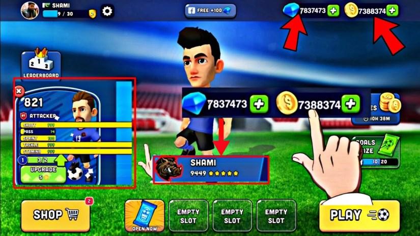 mini football hack