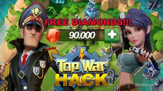 top war cheats