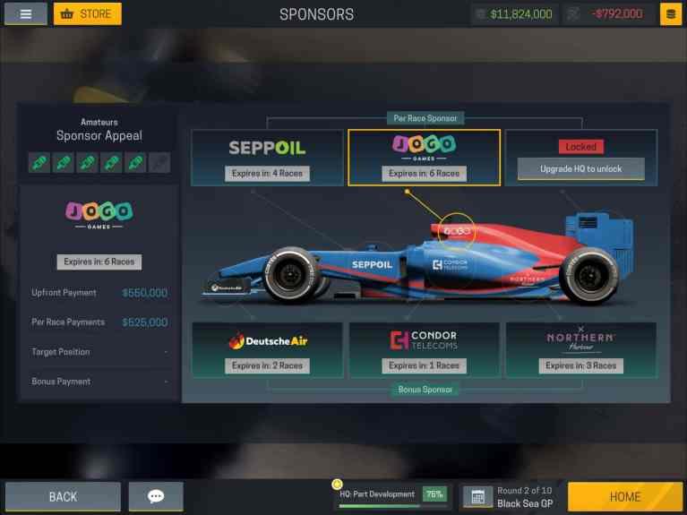 motorsport manager racing hack