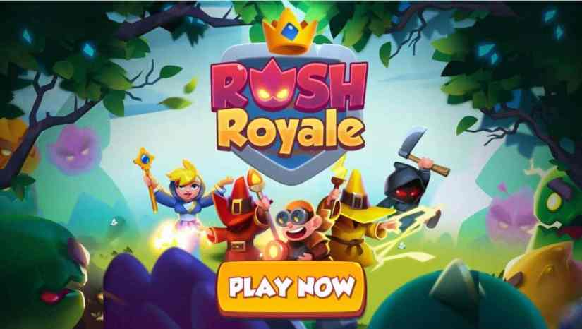 rush royale cheats