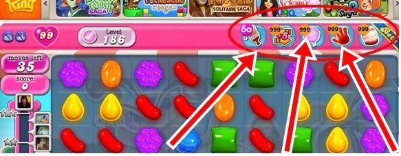 candy crush saga hack apk
