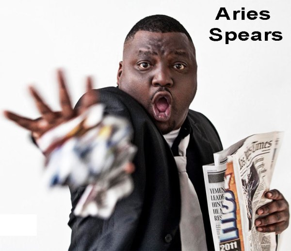 ARIES SPEARS LIVE AT THE IMPROV - SIX SHOWS ONLY - JUNE 26 ...