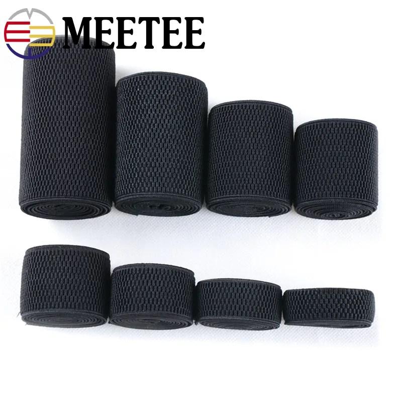 Corn Grain Stripe Trousers Elastic Band Soft Belt Nylon Elastic Ribbon  Waistband Bags Sewing Webbing Rubber Band | Talash Sewing Center