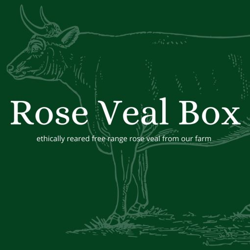 rose veal box cover