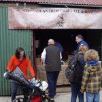 open farm weekend northern ireland broughgammon farm north coast farm open brewing ales