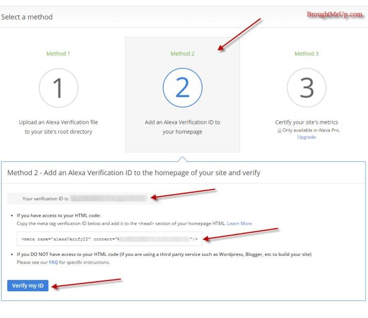 alexa meta tag site verification method