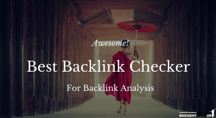 best backlink checker