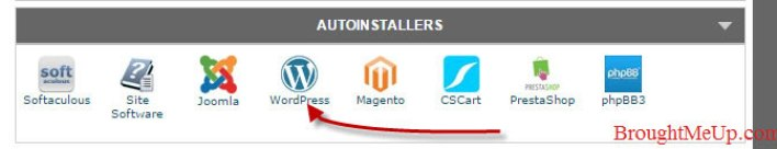 wordpress auto-installer siteground