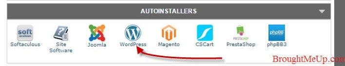 wordpress auto-installer siteground