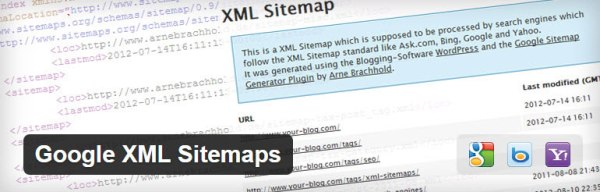 google xml sitemap for WordPress SEO: Best WordPress SEO Plugins