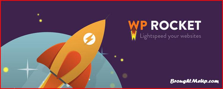 WP Rocket For WordPress Caching