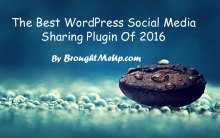 best social sharing plugins for Wordpress