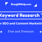Best Keyword Research Tools For SEO Of 2016